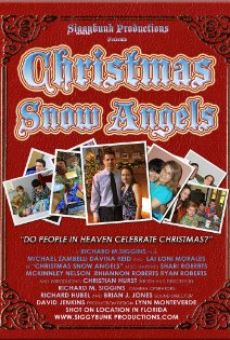 Christmas Snow Angels on-line gratuito