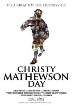 Ver película Christy Mathewson Day