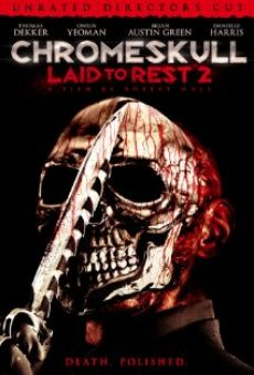 Ver película ChromeSkull: Laid to Rest 2