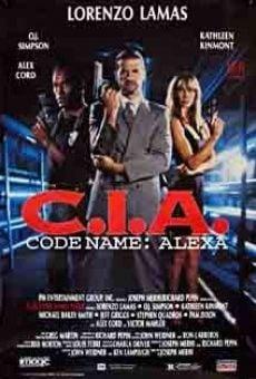 Ver película CIA. Nombre clave: Alexa