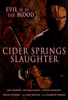Ver película Cider Springs Slaughter
