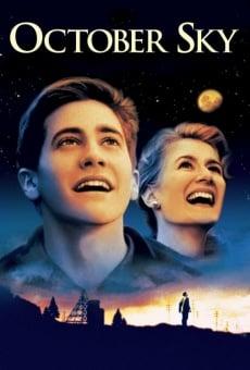 Ver película Cielo de octubre