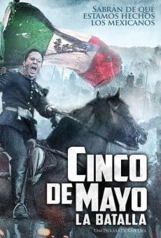 Ver película Cinco de Mayo: La batalla