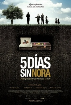 Cinco días sin Nora on-line gratuito