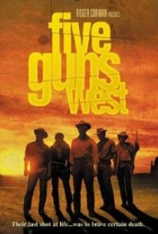 Five Guns West online kostenlos