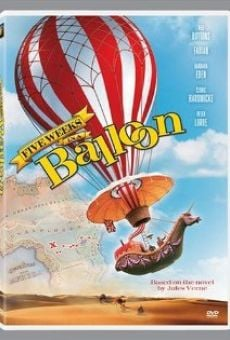Five Weeks in a Balloon on-line gratuito