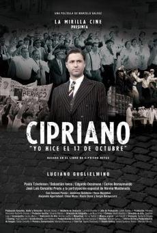 Cipriano, yo hice el 17 de octubre gratis