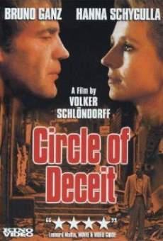 Ver película Círculo de engaño