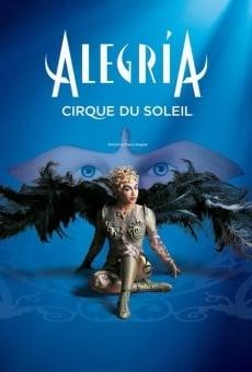 Cirque du Soleil: Alegría online