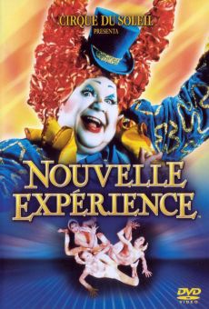 Ver película Cirque du Soleil: Nouvelle Expérience
