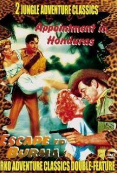 Ver película Cita en Honduras