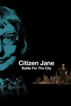 Citizen Jane: Battle for the City online streaming