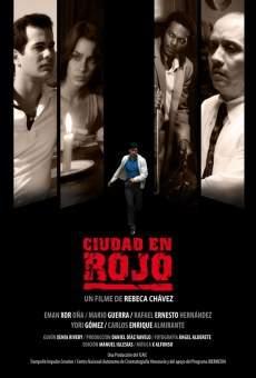 Ver película Ciudad en rojo