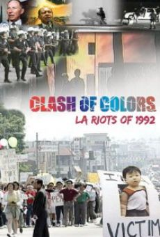 Clash of Colors: LA Riots of 1992 en ligne gratuit