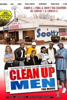 Película: Clean Up Men