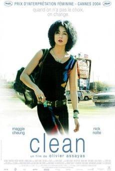 Ver película Clean