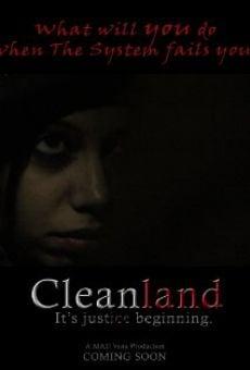 Watch Cleanland online stream