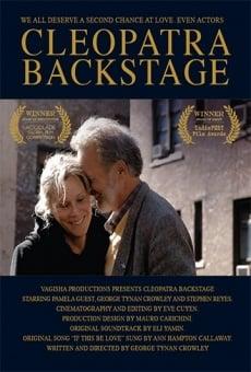 Ver película Cleopatra Backstage