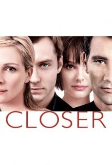 Ver película Closer, llevados por el deseo
