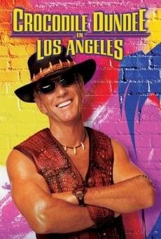 Ver película Cocodrilo Dundee en Los Ángeles