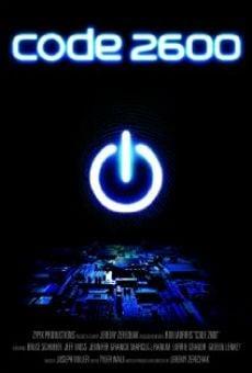 Película: Code 2600