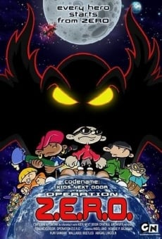 Codename: Kids Next Door. Operación C.E.R.O. online
