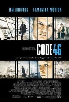Código 46 online gratis