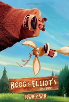 Ver película Colegas en el bosque: Boog & Elliot's Midnight Bun Run