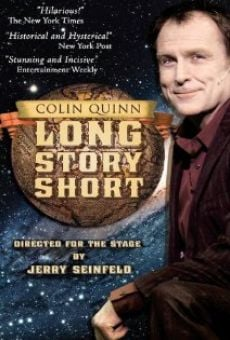 Película: Colin Quinn: Long Story Short