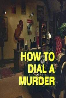 Columbo: How to Dial a Murder