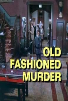 Ver película Colombo: Crimen a la antigua usanza