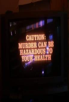 Columbo: Caution, Murder Can Be Hazardous to Your Health
