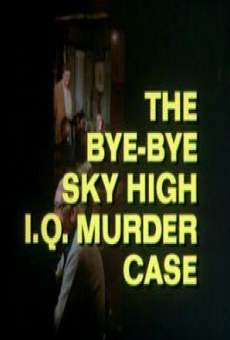 Columbo: The Bye-Bye Sky High I.Q. Murder Case online streaming