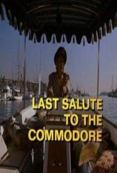 Columbo: Last Salute to the Commodore