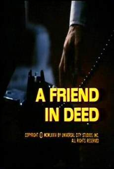 Columbo: A Friend in Deed en ligne gratuit