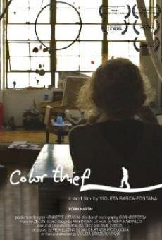Color Thief streaming en ligne gratuit