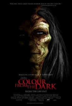 Película: Colour from the Dark