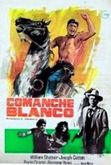 Ver película Comanche blanco