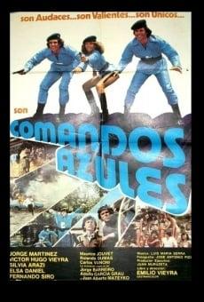 Ver película Comandos azules