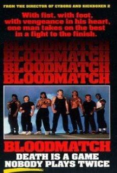 Ver película Combate sangriento