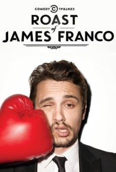 Película: Comedy Central Roast of James Franco