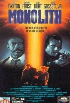 MONOLITH - Watch Full Movie Online - 1993