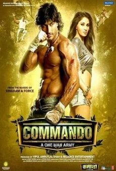 Ver película Commando: A One Man Army