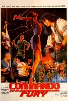 Ver película Commando Fury