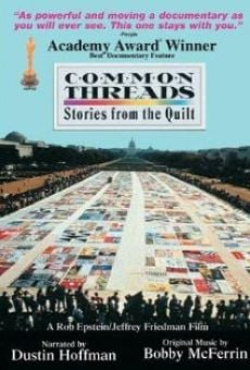 Common Threads: Stories from the Quilt online