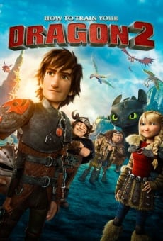 How to Train Your Dragon 2 online kostenlos