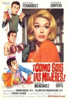¡Cómo sois las mujeres! (1968) - Película Completa en
