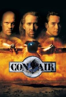 Ver película Con Air, riesgo en el aire