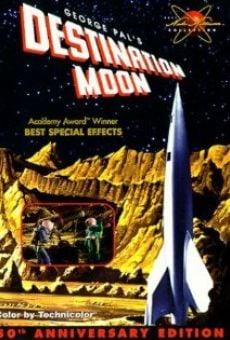 Ver película Con destino a la Luna