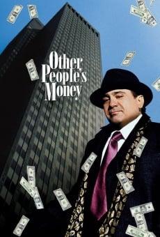 Con el dinero de los demás online